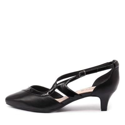 Supersoft Lennorre Black Shoes