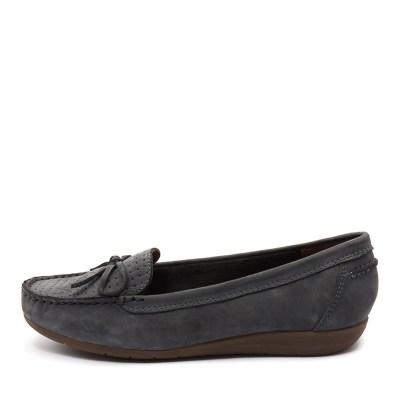 Supersoft Fenwick Blue Shoes