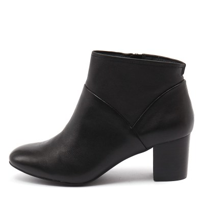 Supersoft Baxter Su Black Boots