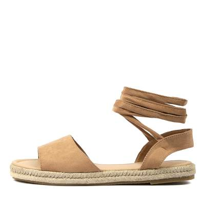 Therapy Dauphin Camel Sandals