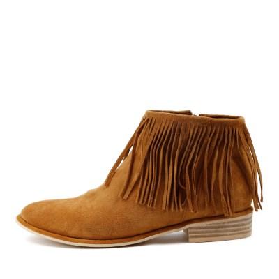 Top End Leeza Tan Boots