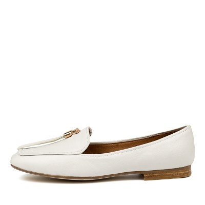 Top End Marcelo White Shoes
