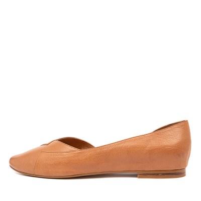 Top End Sara To Dk Tan Shoes