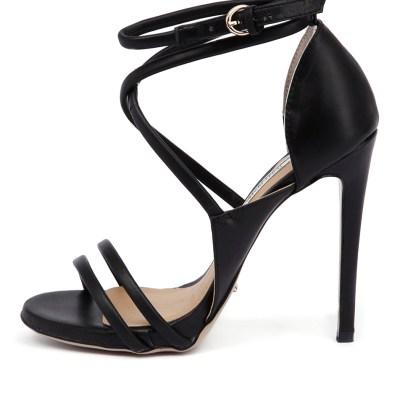 Tony Bianco Alita Tb Black Sandals