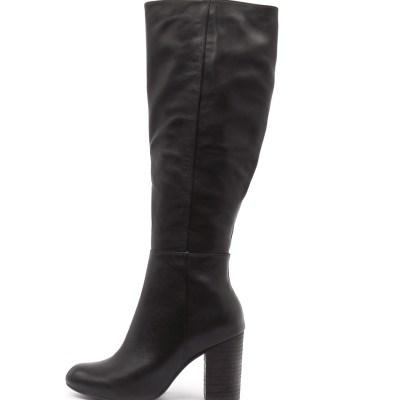 Top End Yoosay Black Boots