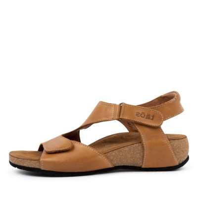 Taos Rita Ts Tan Sandals