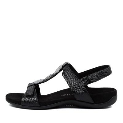 Vionic Rest Farra Vc Black Shoes