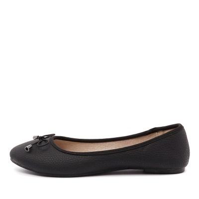 Verali Tommy Black Shoes