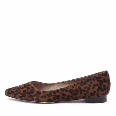 Diana Ferrari Cersai Leopard Shoes