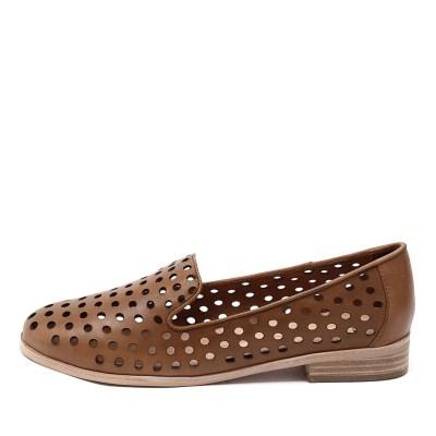 Mollini Queff Tan Shoes