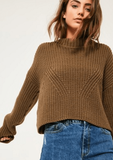 Cozy Extra-Long Sleeve Sweaters under $50 | Style Uncovered