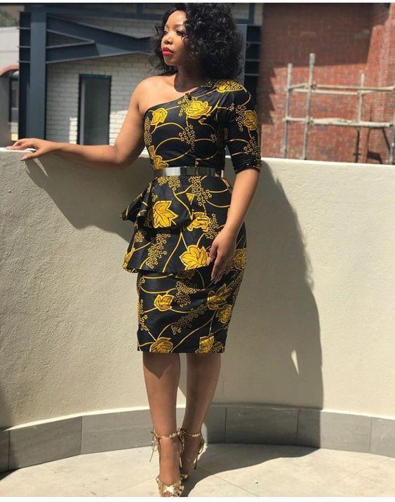 Cool Ankara Dresses For Wedding 2019