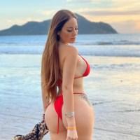 Integrante de Acapulco Shore posó desnuda y paralizó las redes