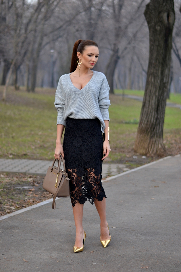 What Do You Wear Type Skirt Shirt Symmetrical