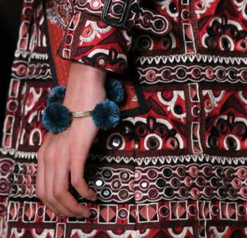Fall 2015 Accessories CR Picks Burberry Pom pm bangle