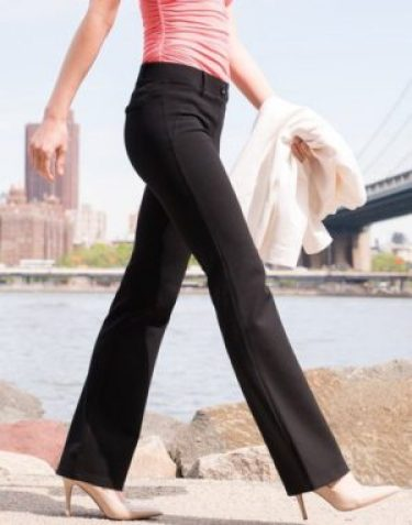 fashionable work looks, betabrand boot_cut___black_dress_pant_yoga_pants_30