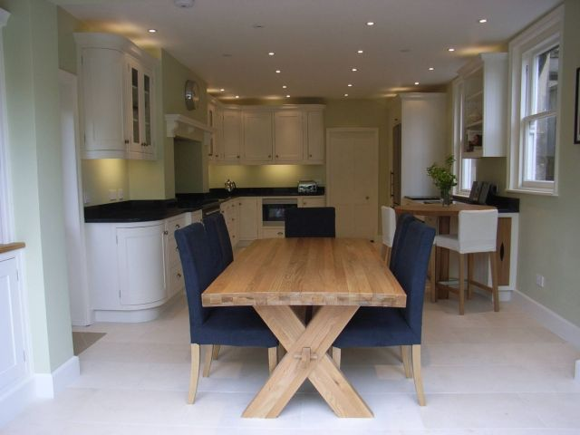 Contemporary Kitchen Diner, Bath - Style Within