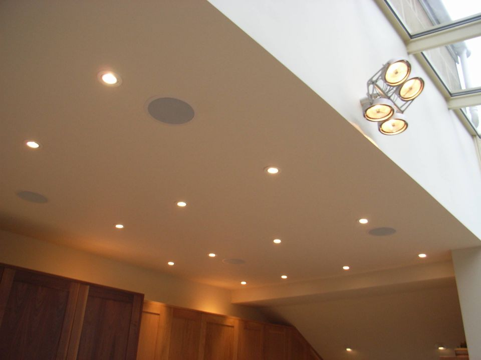 Recessed Can Lights