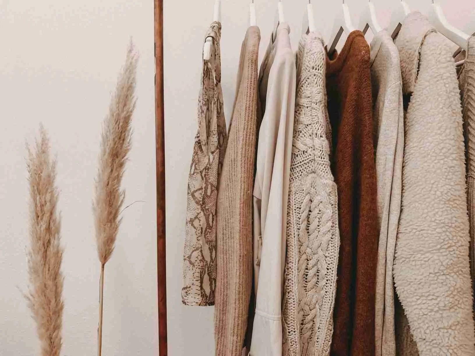 utilizing your wardrobe