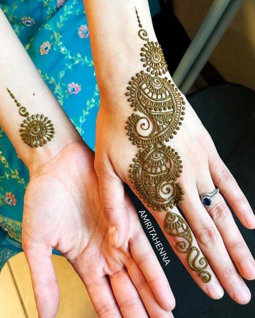 henna mehandi designs
