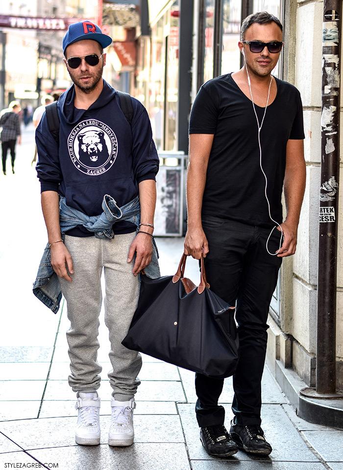 Muška moda: kako se odjenuti za radni vikend. Pr stručnjaci Mate Rončević i Toni Dabinović