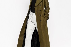 Jesen moda, hit kaputi, maslinasta boja