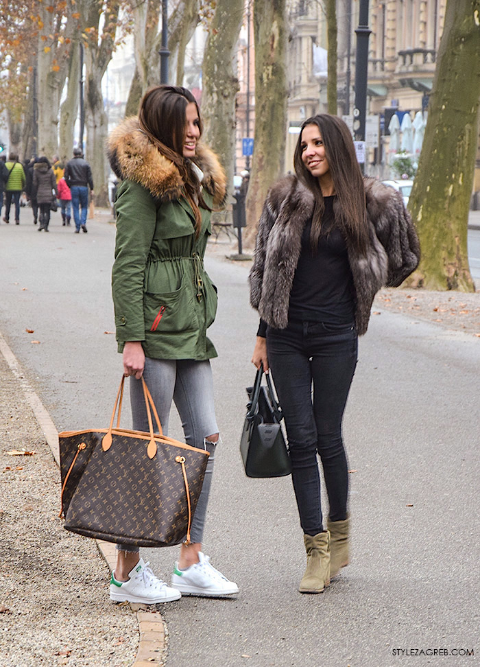 Advent Zagreb street style moda