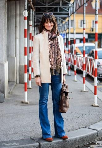Šarmantni dnevni look odvjetnica Ilina Cenov by StyleZagreb.com