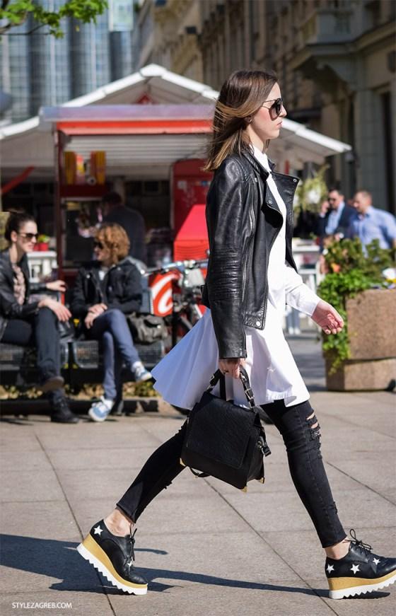hit platforme 2016, Lea Perović instagram, Platforma cipele Stella McCartney, proljetni trend, zagrebačka špica street style moda by StyleZagreb.com