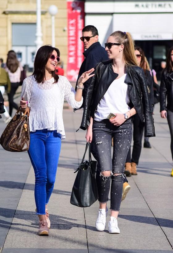 Model Zara traperica koje cure masovno kupuju by StyleZagreb.com