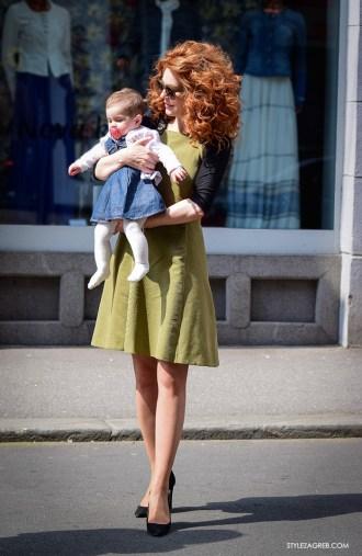 Mala Kate i Ana Karamarko spretan i sladak tim by StyleZagreb.com