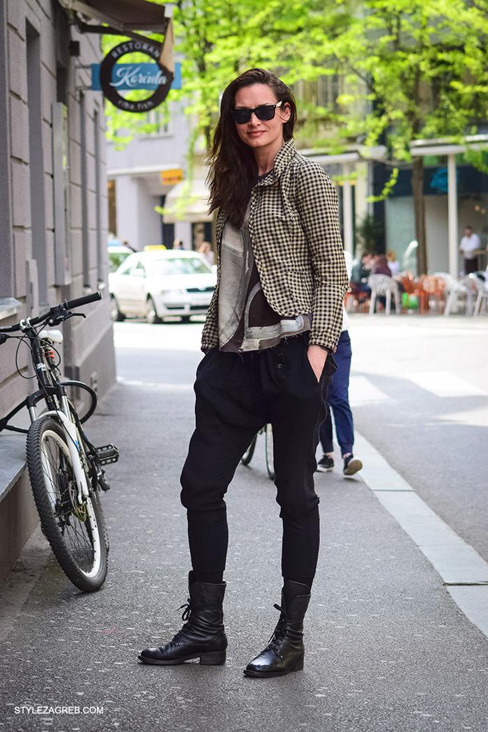 Antonija Mišura, cro moda street style zagreb žena ulična moda fashion hr zagrebačka proljetna špica modne kombinacije trend portal zena hr