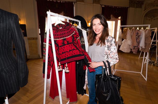 Ana Pavić, glavna urednica portala Buro247.hr, HM Studio kolekcija jesen / zima 2016