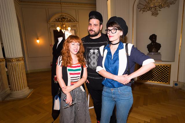 HM Studio kolekcija jesen / zima 2016, Mija Dropuljić, Jure Perišić i Tina Lončar, tim s portala Fashion.hr