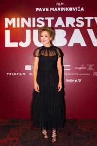 Glumica Ecija Ojdanić, Film Ministarstvo ljubavi