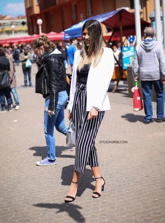 Bijeli sako - zašto ga cure u Zagrebu toliko vole nositi