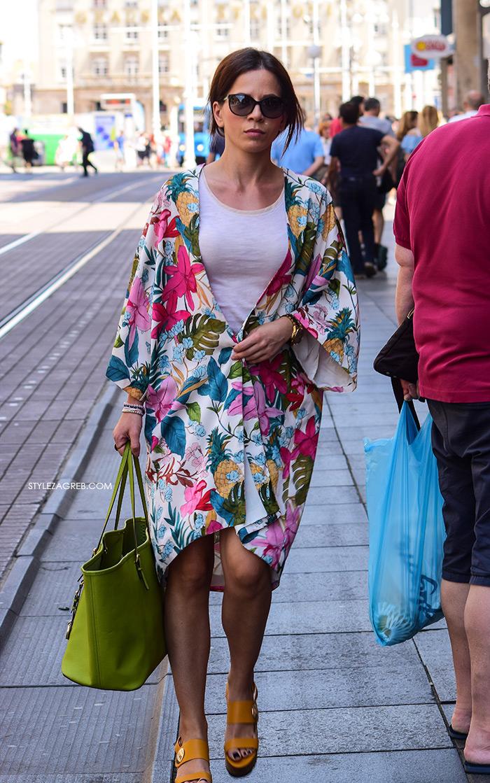 Street Style To Se Na Po Etku Lipnja Nosi U Zagrebu Style Zagreb