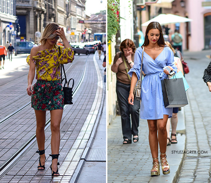 lijepe cure ljetni modni stil