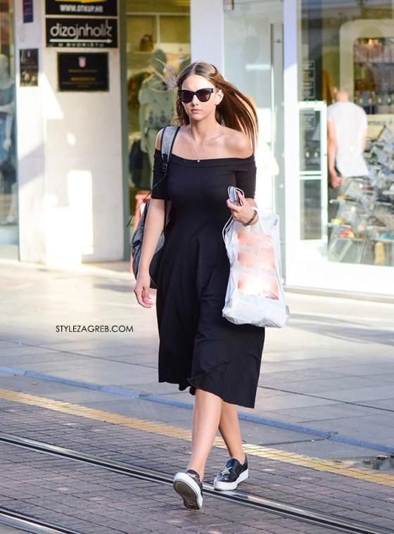 Sredina ljeta, a žene obožavaju crnu   Style Zagreb