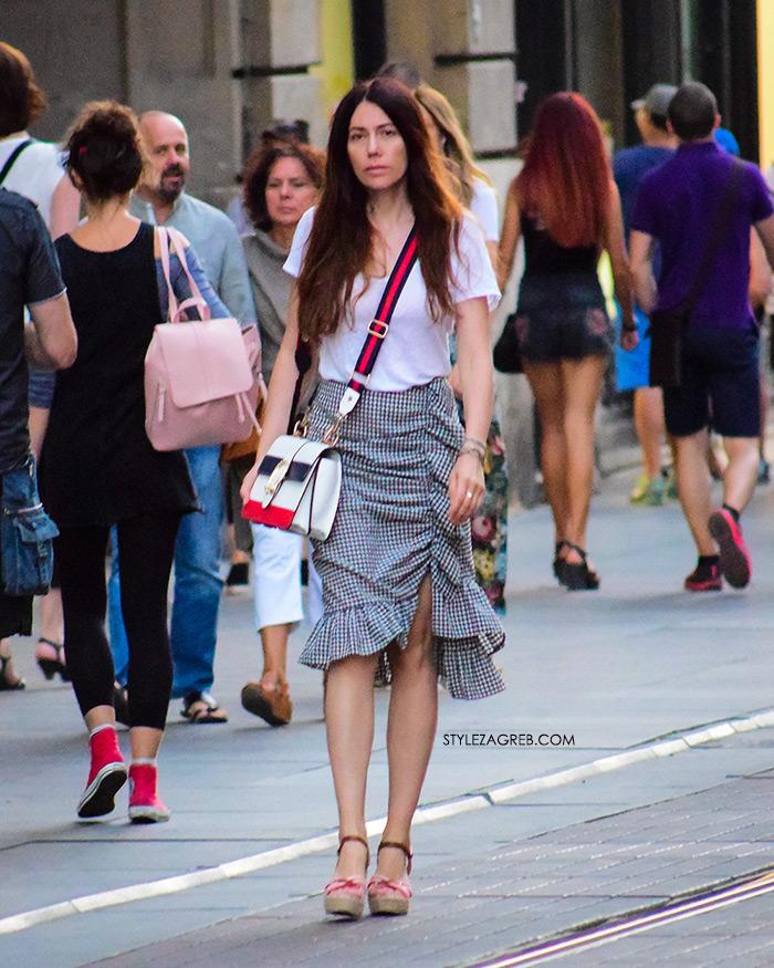 Ana Josipović, autorica StyleZagreb.com i dizajnerica SistersJo: Kockice i volani se zavodljivo udružili