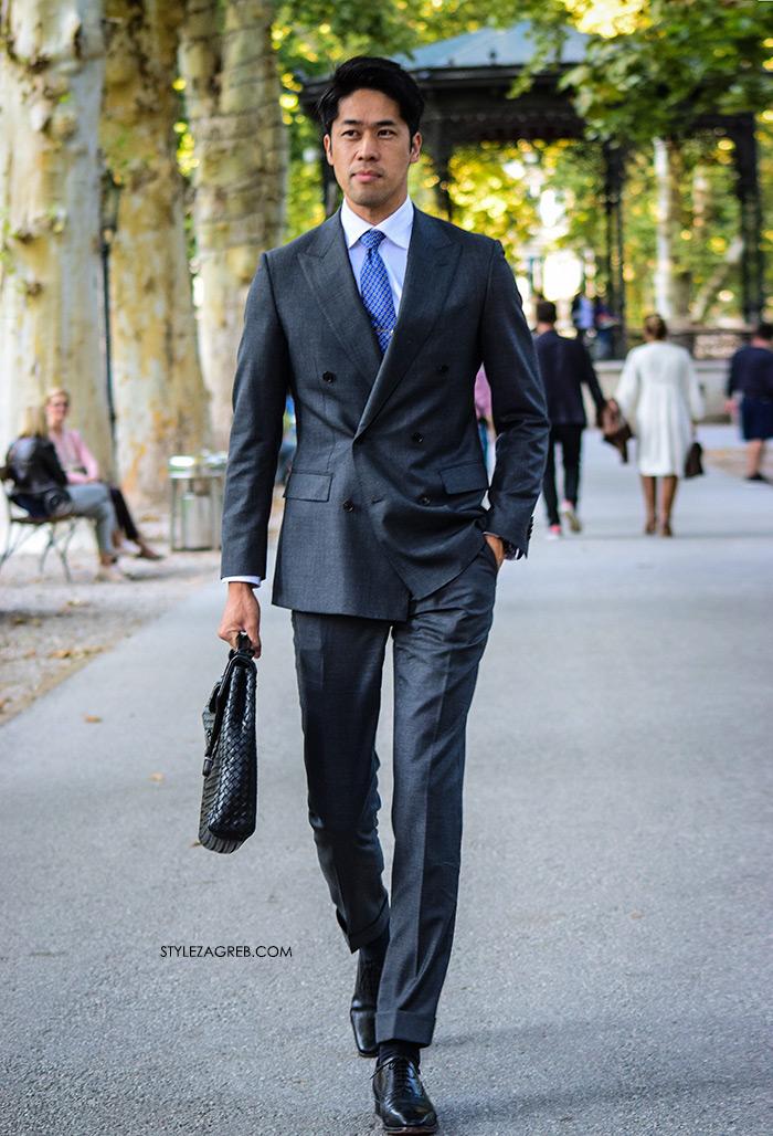 Ryohei Nakajima Elegantan diplomat iz Japana: visok, stiliziran, sjajno priča hrvatski   Style Zagreb