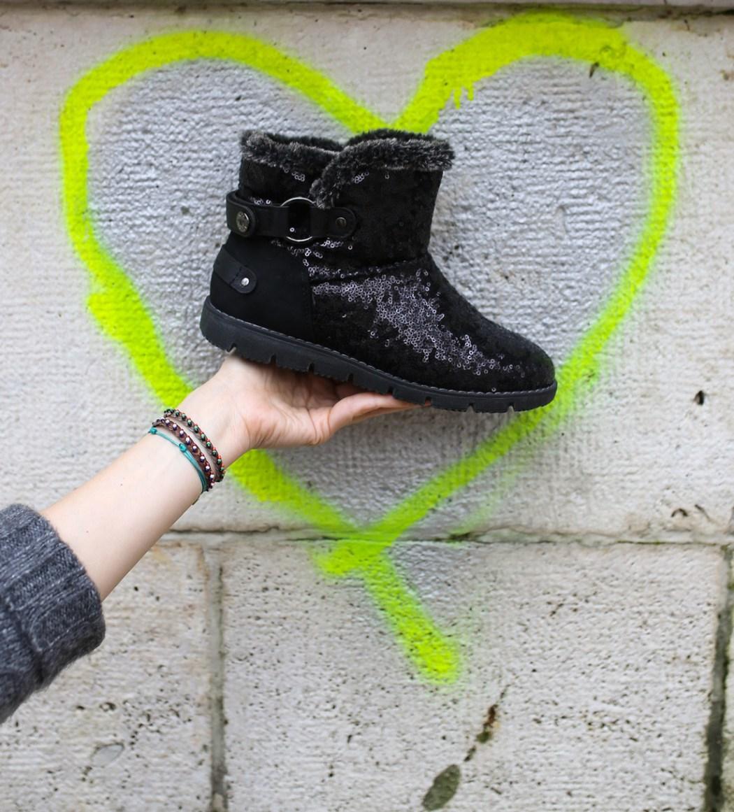 Stylish cipele od eko kože branda Tom Tailor