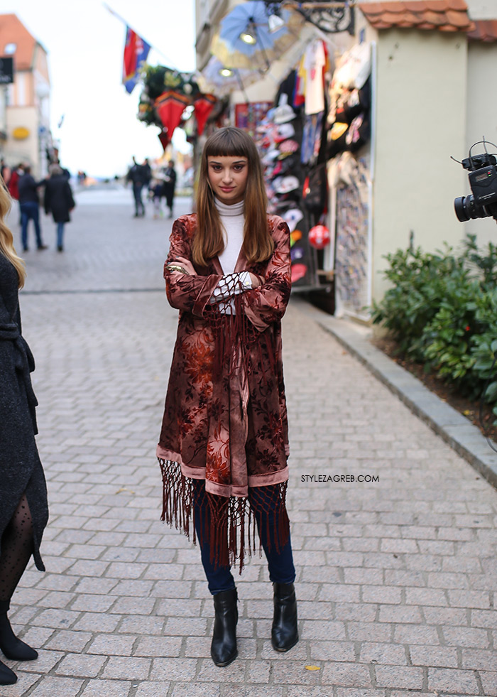 Dominika Mandić Instagram Style Zagreb za HTV: modni biseri