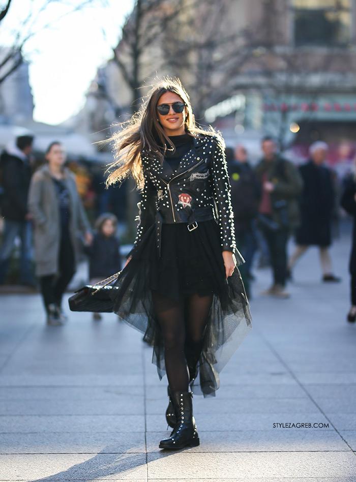 Najzanimljivije novo lice street stylea - Hanna Alagić