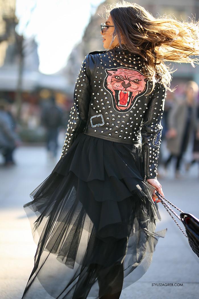 Najzanimljivije novo lice street stylea – Hanna Alagić