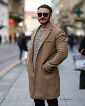 Što je muškarac bez kaputa (i smeđih cipela) | Style Zagreb