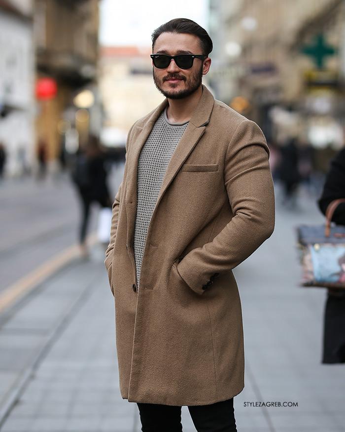 Dr. Mladen Vukić INSTAGRAM street style Zagreb muška moda elegantni kaputi