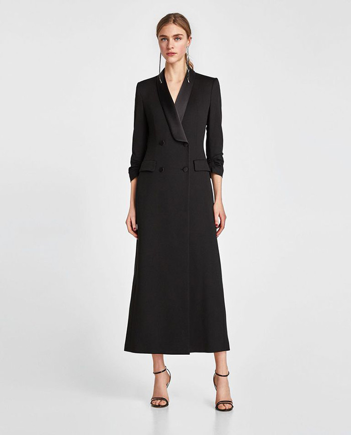 Zara Oscar 2018 dress