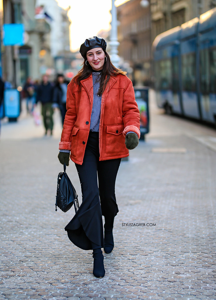 Matea Rozina Nikšić osobni stil Zara trapez hlače