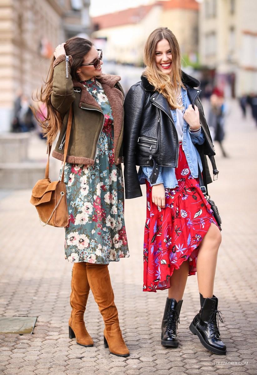 One su najljepši početak proljeća - dvije prijateljice koje su nas oduševile stilom, ali i stavom